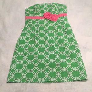 Lilly Pulitzer Bowen Dress Jacquard